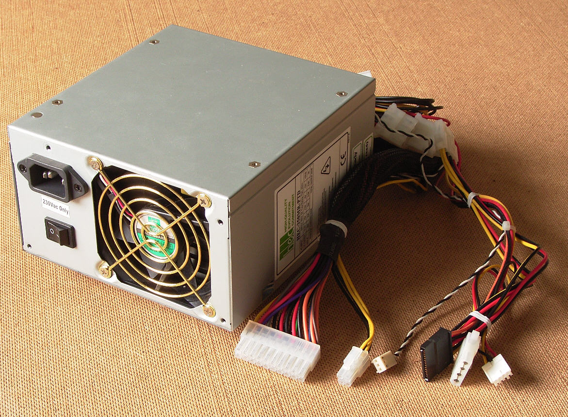 Computer power supply(PSU)