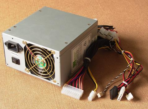 Computer power supply(PSU)
