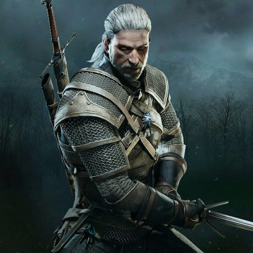 Geralt of Rivia The Witcher 3: Wild Hunt