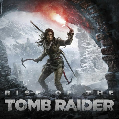 Laura Croft Rise of The Tomb Raider