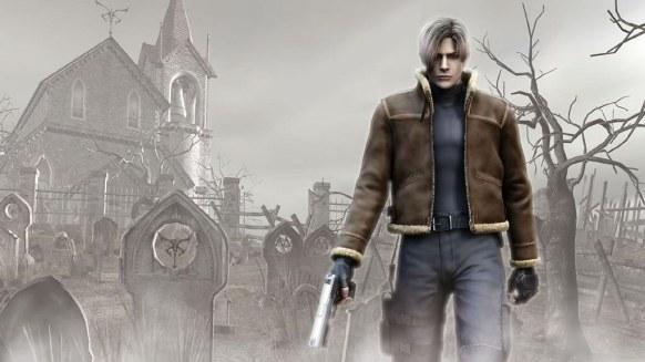 Resident Evil 4 Leon Scott Kennedy