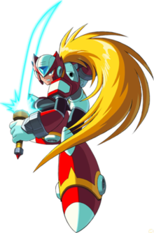 Zero Mega Man X